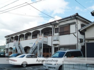和歌山県和歌山市、東松江駅徒歩9分の築32年 2階建の賃貸アパート