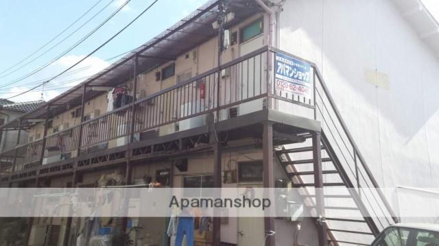 和歌山県和歌山市、六十谷駅徒歩8分の築42年 2階建の賃貸アパート