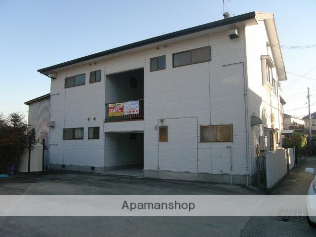 和歌山県和歌山市、紀ノ川駅徒歩14分の築22年 2階建の賃貸アパート