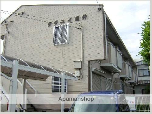 和歌山県和歌山市、和歌山駅徒歩5分の築30年 2階建の賃貸アパート