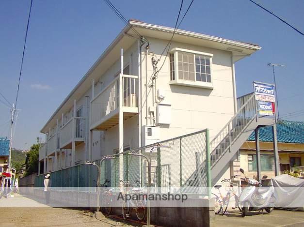 和歌山県和歌山市、六十谷駅徒歩5分の築28年 2階建の賃貸アパート