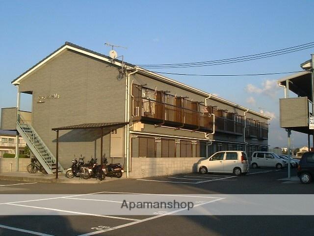 和歌山県和歌山市、布施屋駅徒歩38分の築20年 2階建の賃貸アパート