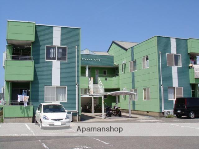 和歌山県御坊市、学門駅徒歩12分の築17年 2階建の賃貸アパート