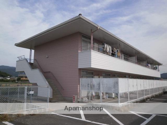和歌山県御坊市、道成寺駅徒歩10分の築25年 2階建の賃貸アパート