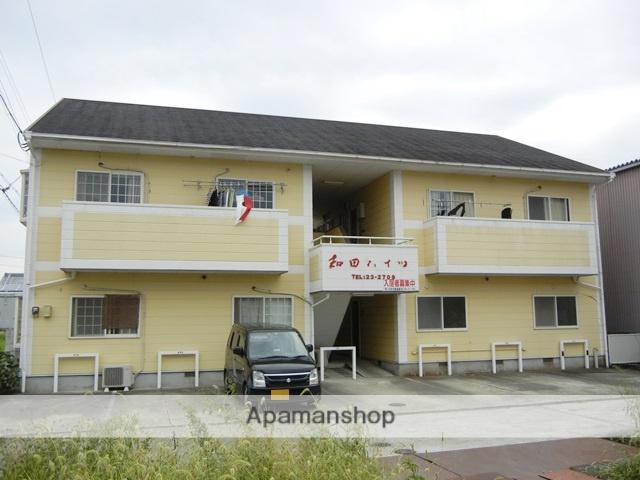 和歌山県日高郡美浜町、御坊駅徒歩26分の築22年 2階建の賃貸アパート
