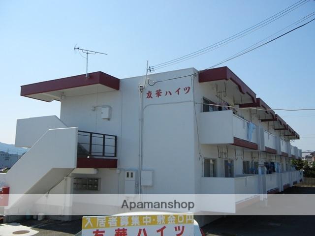 和歌山県御坊市、御坊駅徒歩16分の築34年 2階建の賃貸マンション