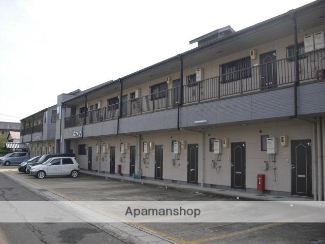 和歌山県御坊市、紀伊内原駅徒歩17分の築19年 2階建の賃貸アパート