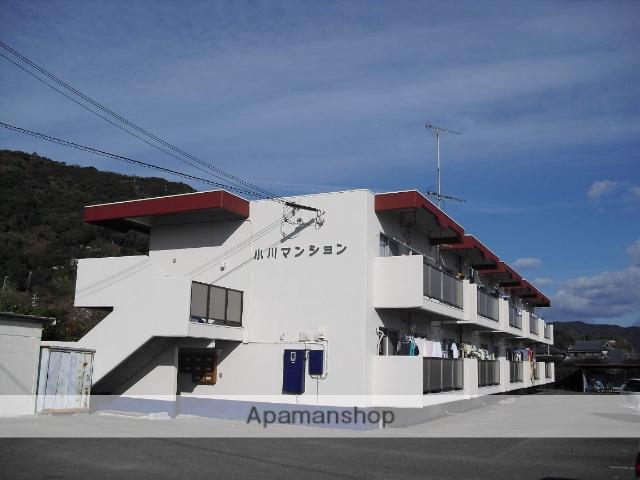 和歌山県日高郡美浜町、御坊駅徒歩45分の築30年 2階建の賃貸マンション