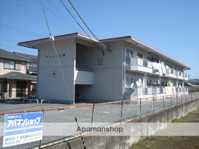 和歌山県日高郡美浜町、御坊駅徒歩40分の築34年 2階建の賃貸マンション