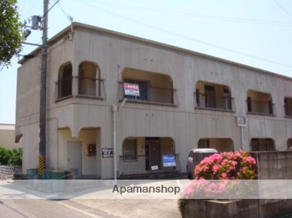 和歌山県日高郡美浜町、御坊駅徒歩50分の築36年 2階建の賃貸アパート