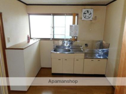 和歌山県田辺市新万[2K/37.19m2]のキッチン