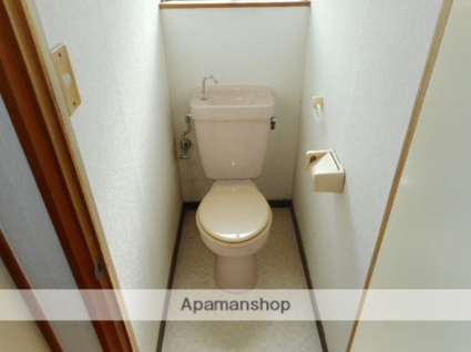 和歌山県田辺市稲成町[2DK/41m2]のトイレ