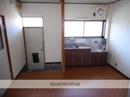 和歌山県田辺市稲成町[2K/41m2]のキッチン