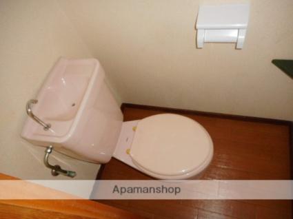 和歌山県田辺市稲成町[2K/41m2]のトイレ