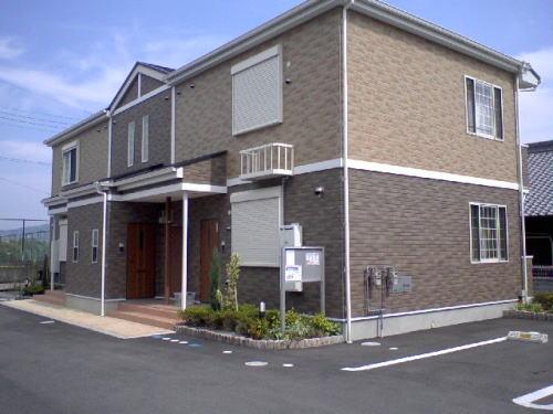 和歌山県伊都郡かつらぎ町、妙寺駅徒歩8分の築10年 2階建の賃貸アパート