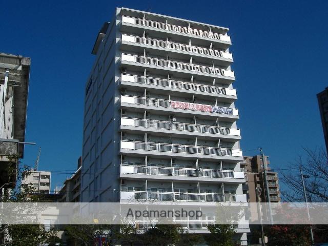 鳥取県鳥取市、鳥取駅徒歩8分の築29年 11階建の賃貸マンション