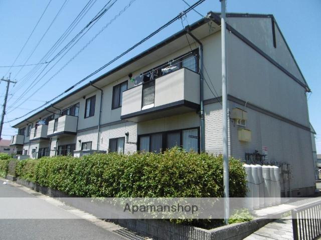 鳥取県鳥取市、湖山駅徒歩30分の築23年 2階建の賃貸アパート