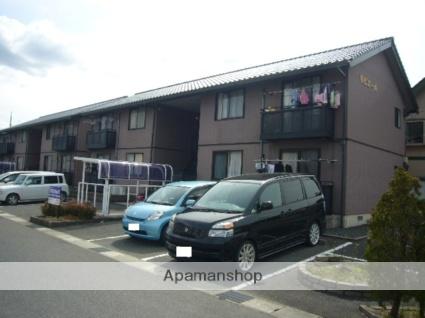 鳥取県鳥取市、湖山駅徒歩9分の築19年 2階建の賃貸アパート