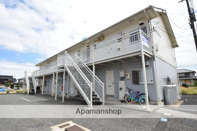 鳥取県鳥取市、浜村駅徒歩13分の築22年 2階建の賃貸アパート