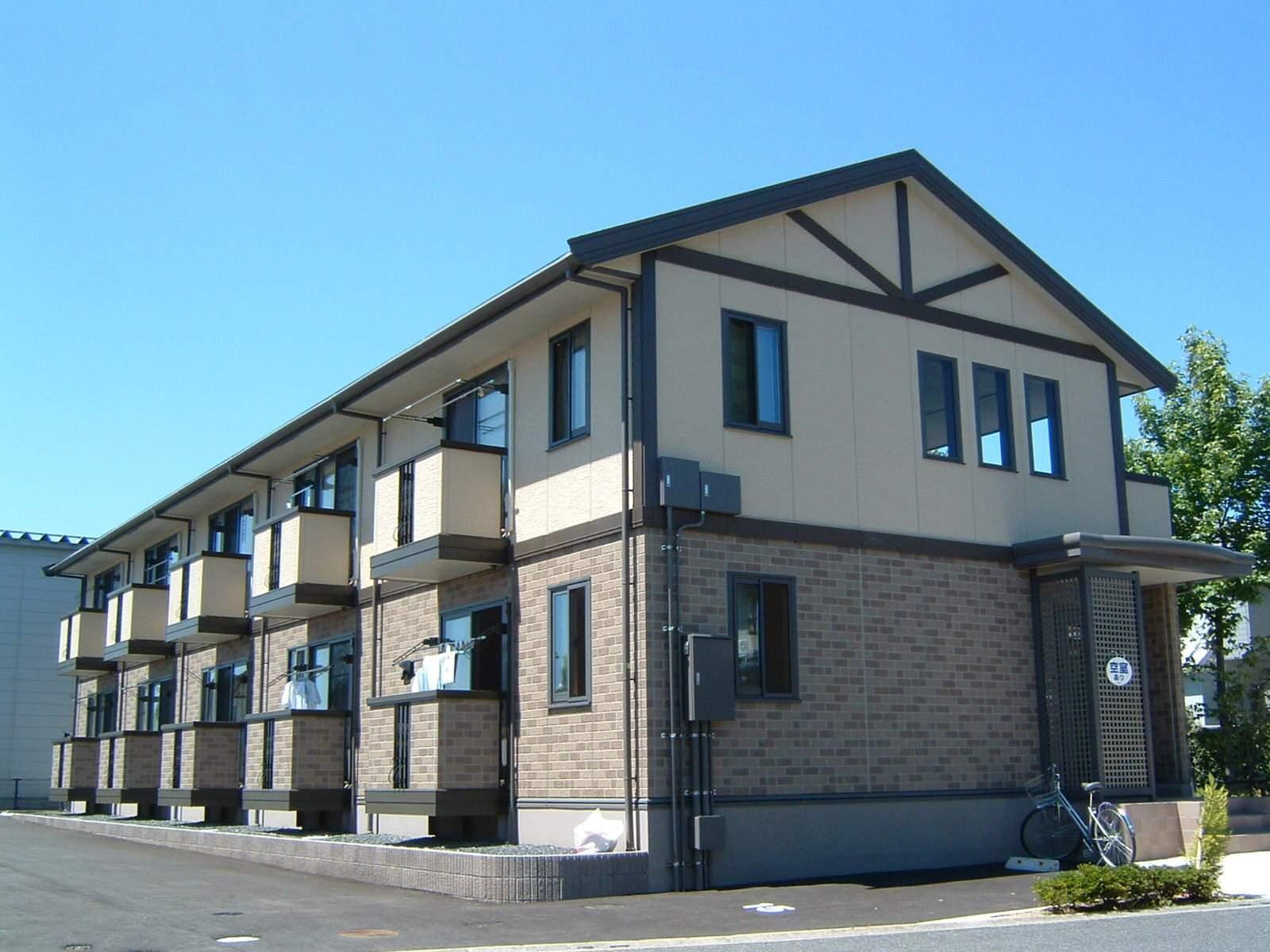 鳥取県鳥取市、東郡家駅徒歩23分の築14年 2階建の賃貸アパート