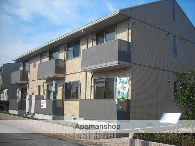 鳥取県鳥取市、津ノ井駅徒歩44分の築10年 2階建の賃貸アパート