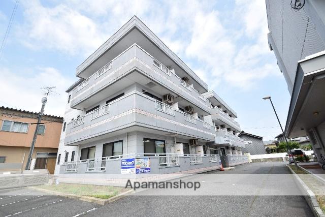 鳥取県鳥取市、鳥取大学前駅徒歩18分の築19年 3階建の賃貸マンション