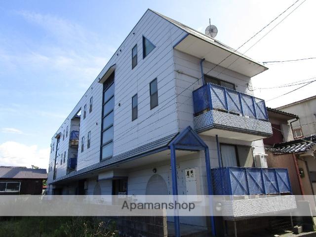 鳥取県鳥取市、鳥取駅徒歩13分の築27年 3階建の賃貸マンション