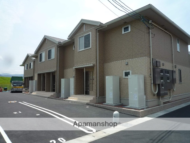鳥取県鳥取市、津ノ井駅徒歩35分の築4年 2階建の賃貸アパート