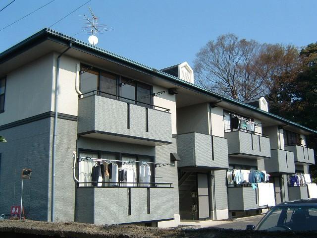 鳥取県鳥取市、湖山駅徒歩14分の築21年 2階建の賃貸アパート