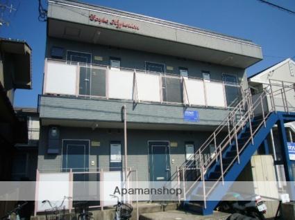 鳥取県鳥取市、湖山駅徒歩14分の築20年 2階建の賃貸アパート