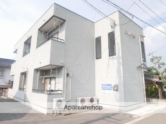 鳥取県鳥取市、湖山駅徒歩28分の築17年 2階建の賃貸アパート