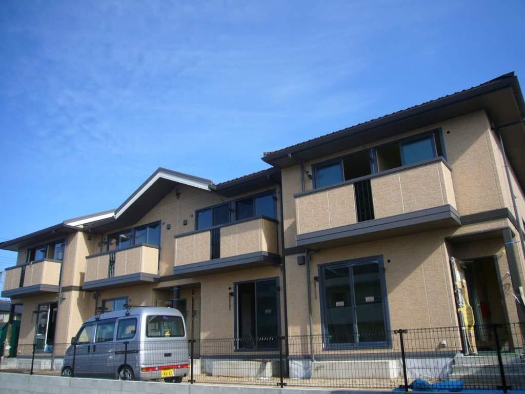 鳥取県鳥取市、湖山駅徒歩23分の築9年 2階建の賃貸アパート