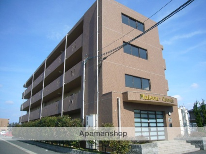 鳥取県鳥取市、鳥取駅徒歩52分の築15年 4階建の賃貸マンション