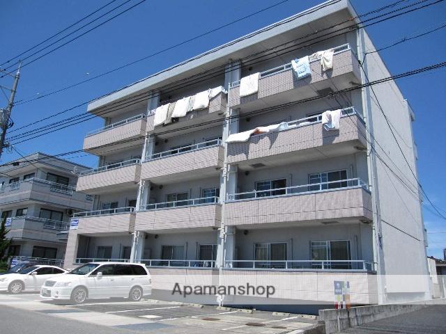 鳥取県鳥取市、鳥取大学前駅徒歩18分の築17年 4階建の賃貸マンション