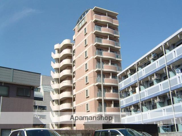 鳥取県鳥取市、鳥取駅徒歩5分の築14年 10階建の賃貸マンション