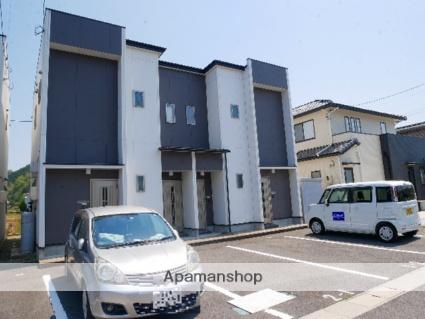鳥取県岩美郡岩美町、岩美駅徒歩9分の築1年 2階建の賃貸アパート