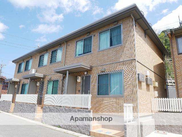 鳥取県岩美郡岩美町、大岩駅徒歩18分の新築 2階建の賃貸アパート