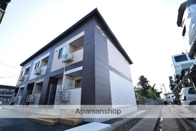 鳥取県鳥取市、湖山駅徒歩10分の新築 2階建の賃貸アパート