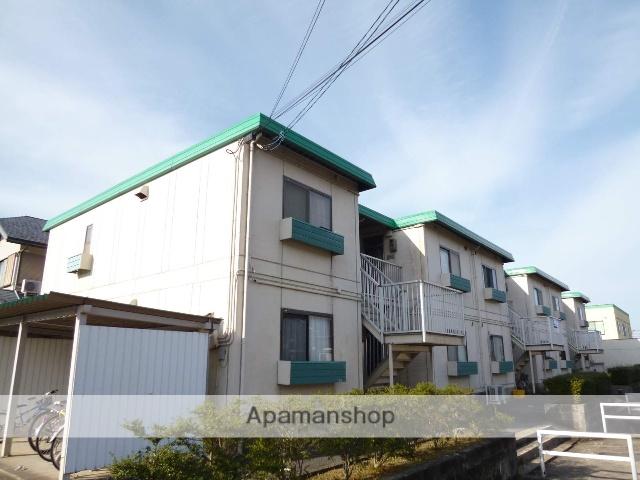 鳥取県鳥取市、鳥取駅徒歩43分の築31年 2階建の賃貸アパート