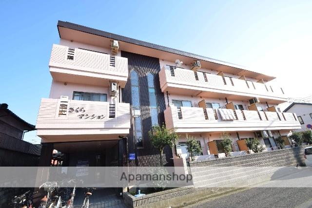 鳥取県鳥取市、湖山駅徒歩6分の築28年 3階建の賃貸マンション