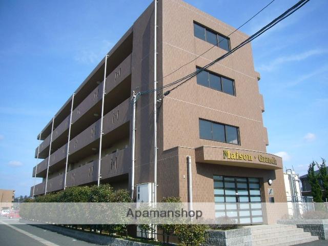 鳥取県鳥取市、湖山駅徒歩44分の築17年 4階建の賃貸マンション