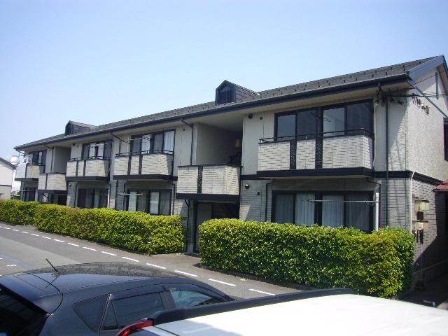 鳥取県鳥取市、湖山駅徒歩23分の築22年 2階建の賃貸アパート