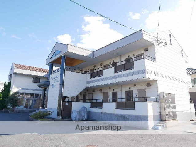 鳥取県鳥取市、浜村駅徒歩7分の築20年 2階建の賃貸アパート