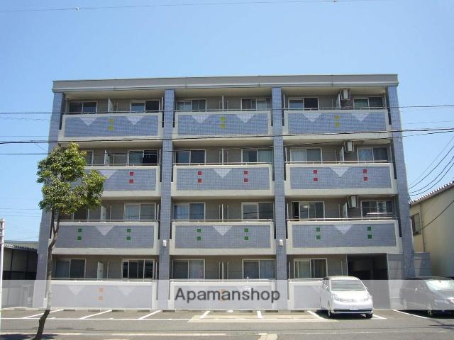 鳥取県鳥取市、湖山駅徒歩32分の築15年 4階建の賃貸マンション