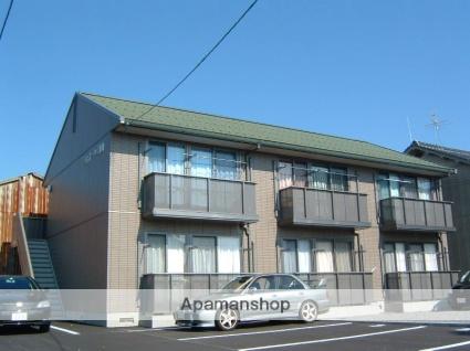 鳥取県鳥取市、湖山駅徒歩14分の築14年 2階建の賃貸アパート