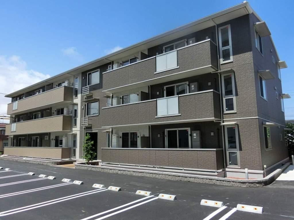 新着賃貸18:鳥取県鳥取市湖山町西1丁目の新着賃貸物件