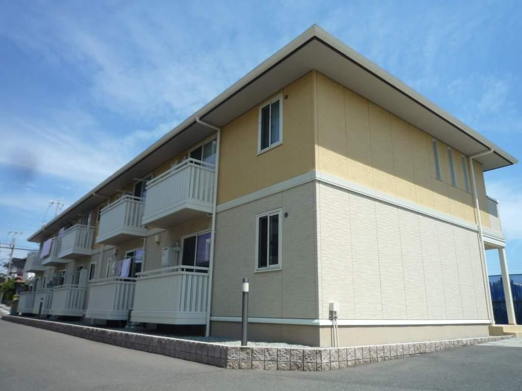鳥取県鳥取市、湖山駅徒歩56分の築8年 2階建の賃貸アパート