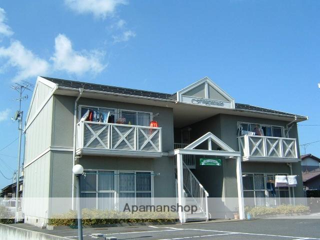 鳥取県鳥取市、湖山駅徒歩13分の築24年 2階建の賃貸アパート