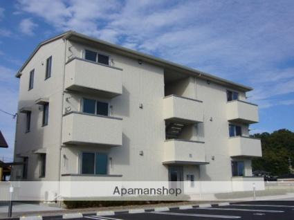 鳥取県鳥取市、湖山駅徒歩14分の築8年 3階建の賃貸アパート