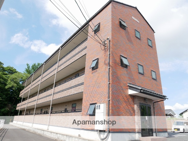 鳥取県鳥取市、鳥取駅徒歩29分の築11年 3階建の賃貸マンション